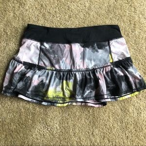 🦄 RARE FIND! Lululemon Willpower Skirt